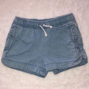 Carter's Girls denim look Shorts